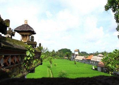 Puri Garden Hotel Teras