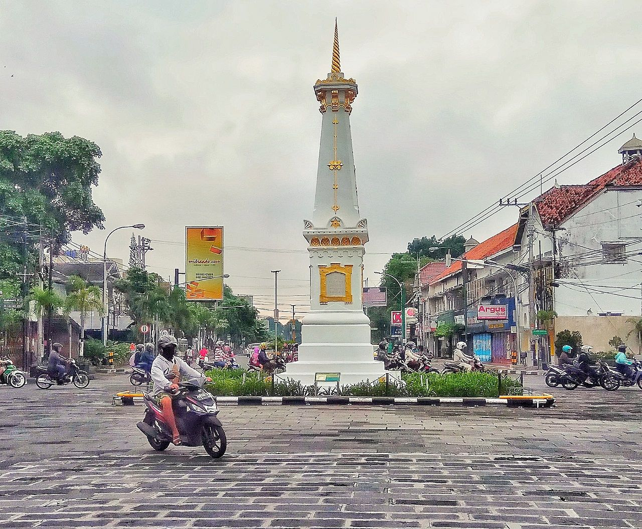 Puri Langenarjan Guest House, Yogyakarta