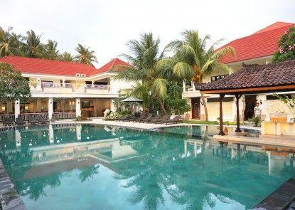 Puri Saron Senggigi Beach Resort, Lombok Kolam Renang Utama