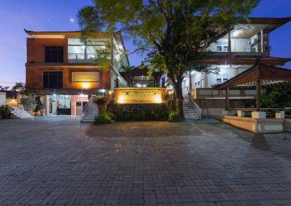 Puri Tamu Hotel Jimbaran Teras