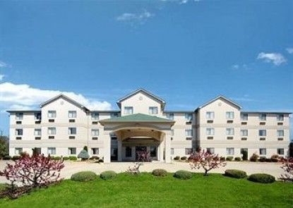 Quality Inn And Suites Brooks Teras