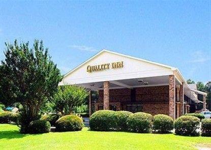 Quality Inn Manning Teras