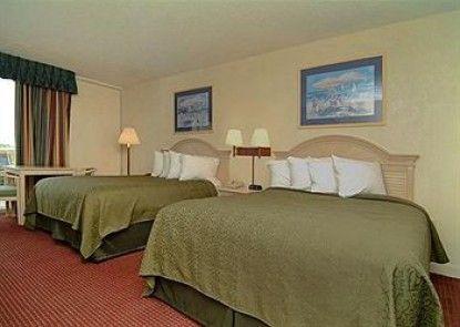 Quality Inn & Suites Myrtle Beach Teras