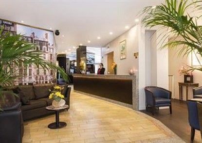 Quality Hotel Abaca Messidor - Paris 15
