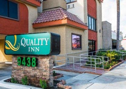 Quality Inn Near Downey Studios