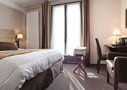 QUALYS-HOTEL Auberge de la Petite Ferme