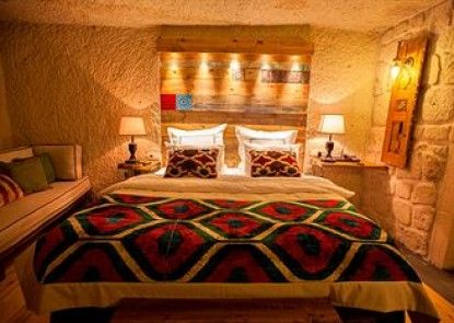 Queens Cave Cappadocia