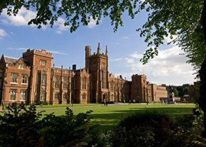 Queens University Belfast - Elms Village