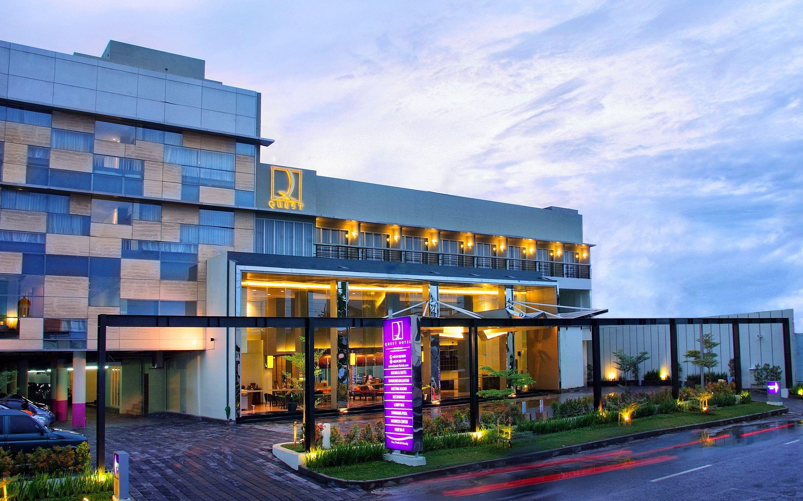 Quest Hotel Simpang Lima - Semarang, Semarang