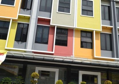 Hotel Quintus Jakarta Eksterior