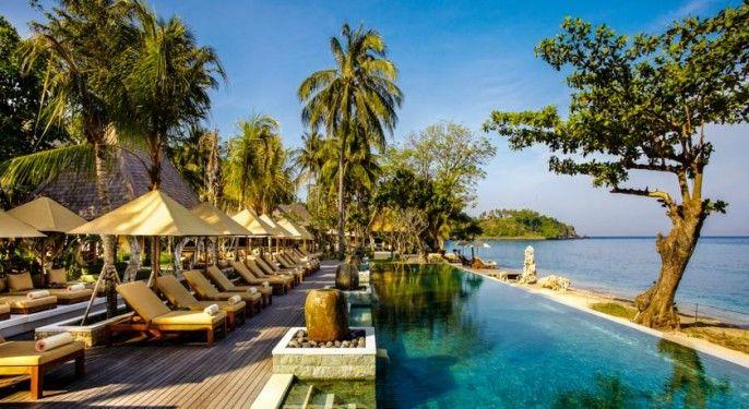 Qunci Villas, Lombok Barat
