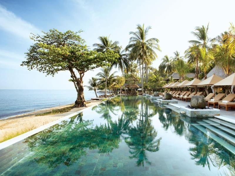 Qunci Villas Hotel Senggigi, Lombok Barat