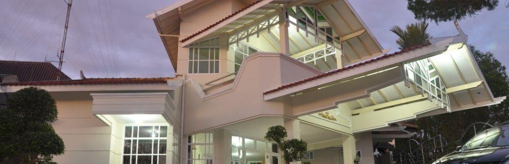 Raffles Villa, Sleman