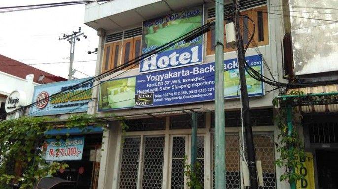 Raffles City Center (Yogyakarta Backpacker 2), Yogyakarta