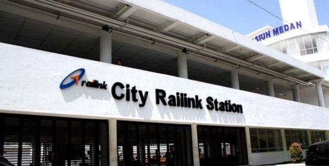 RAILINK - Kualanamu Airport Train Ticket