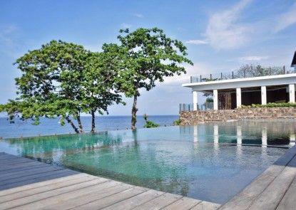 Rajavilla Lombok Resort Teras
