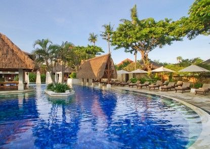 Rama Beach Resort and Villas Kolam Renang