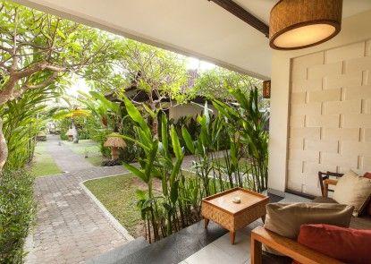 Rama Candidasa Resort, Spa & Dive Centre Teras