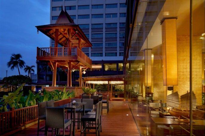 Ramada Plaza by Wyndham Bangkok Menam Riverside, Bang Kho Laem