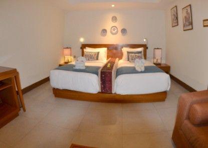 Rama Garden Hotel Bali Kamar Tamu
