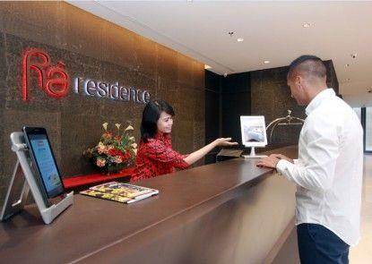 Ra Simatupang Jakarta Teras