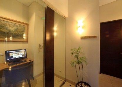 Rasuna Icon Hotel Kamar Mandi