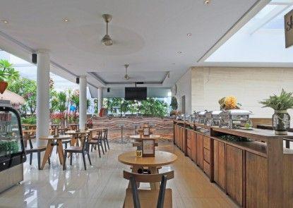 Rasuna Icon Hotel Teras