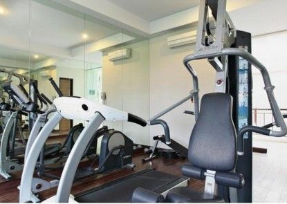 Rasuna Icon Hotel Ruangan Fitness