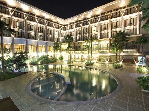 Ratu Hotel Bidakara, Serang