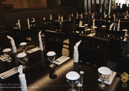 Raz Hotel & Convention Medan Rumah Makan