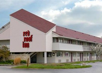 Red Roof Inn Benton Harbor - St Joseph Teras