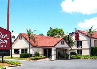 Red Roof Inn & Suites Brunswick I-95 Teras