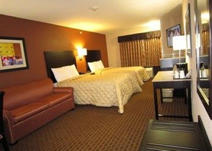 Red Carpet Inn And Suites Monmouth Jtc