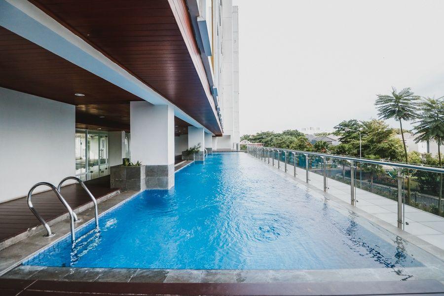 Reddoorz Apartment Near Summarecon Mall Serpong Tangerang