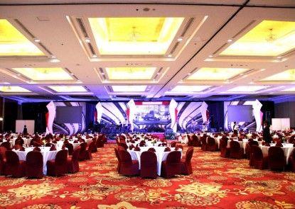 Redtop Hotel & Convention Center Ruang Pertemuan
