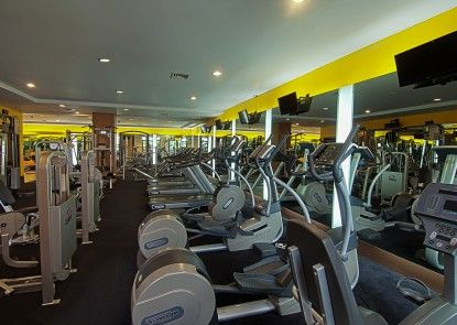 Redtop Hotel & Convention Center Ruangan Fitness