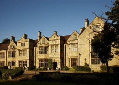 Redworth Hall Hotel Teras