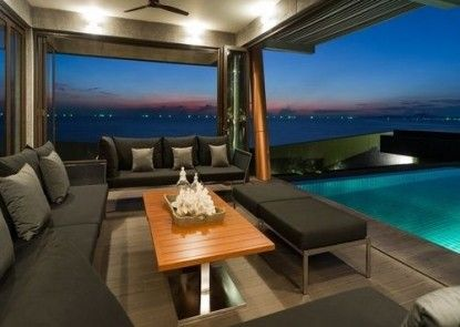 Reflection Jomtien Beach Condo 1 Bedroom Sea View By Dome