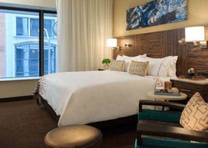 Renaissance Denver Downtown City Center Hotel Teras