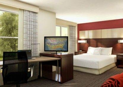 Residence Inn by Marriott Akron Fairlawn Teras