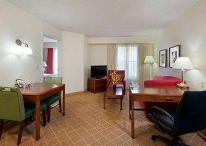 Residence Inn by Marriott Boulder Louisville Teras