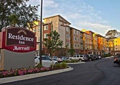 Residence Inn Charleston North/Ashley Phosphate Teras