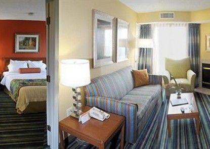 Residence Inn Shreveport Airport Teras
