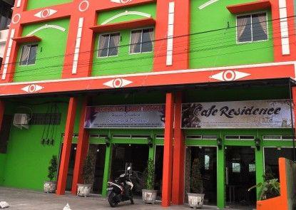 Residence Puri Hotel Pintu Masuk