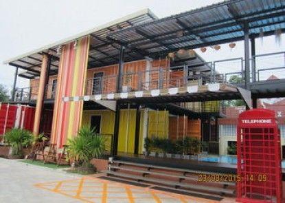 Retro Box Hotel