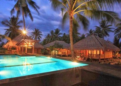 Rinjani Beach Eco Resort Kolam Renang