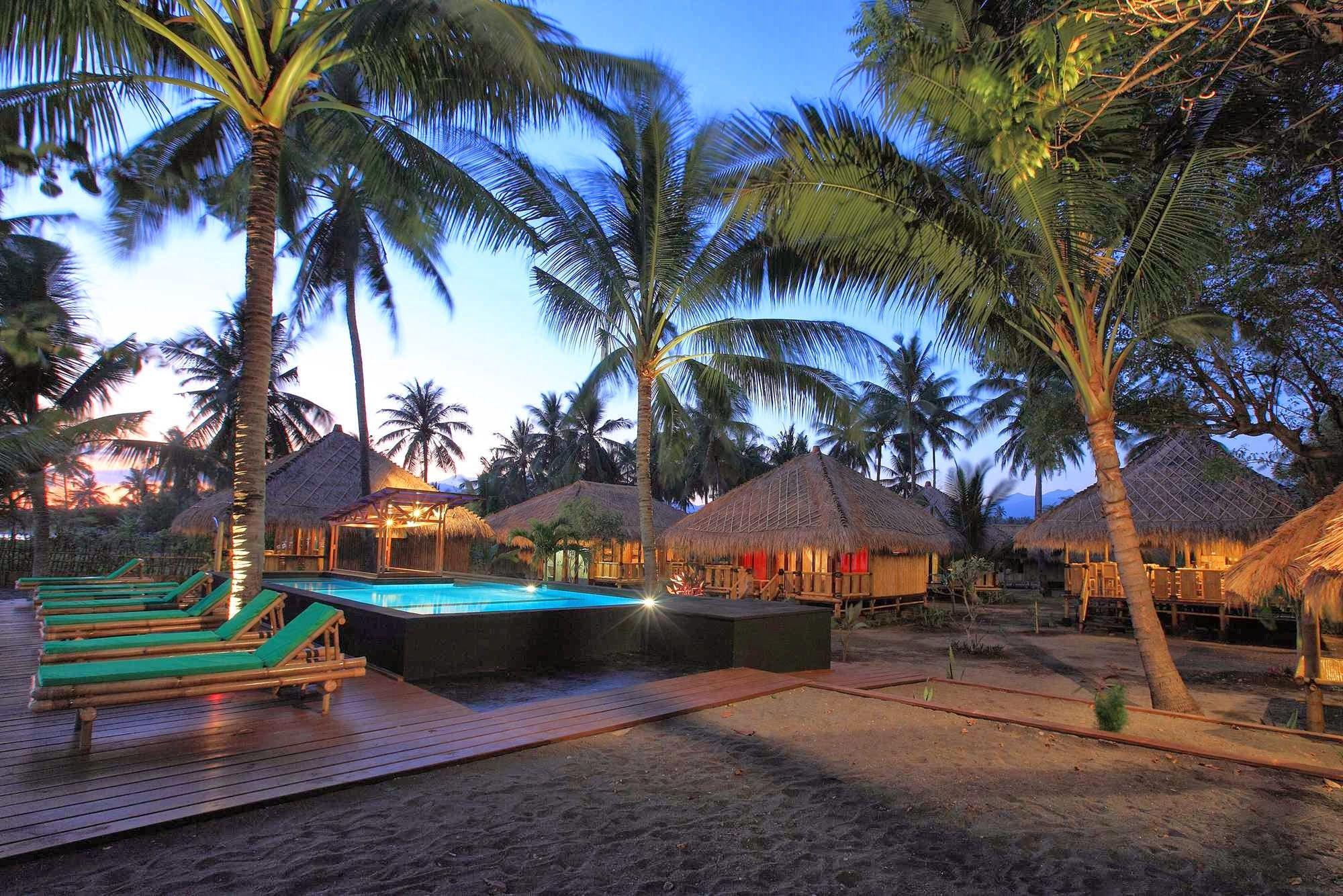 Rinjani Beach Eco Resort, Lombok Utara