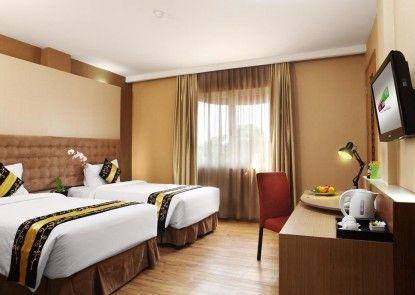 Rivavi Kuta Beach Hotel Teras