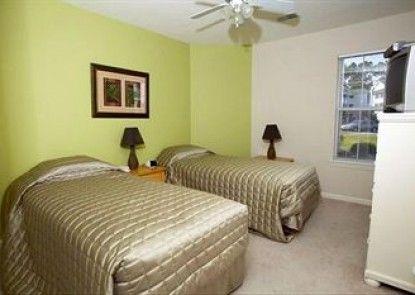 River Oaks Resort Teras