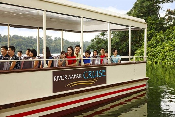 harga tiket River Safari: Admission with Two Boat Rides